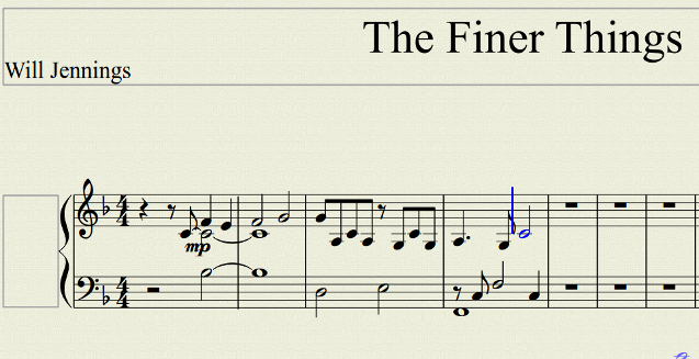 how to delete rests in musescore